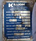"""Used- Killion 1-1/2"""" Single Screw Extruder"""