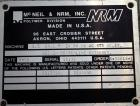 Used- NRM Pacemaker IV 3-1/2