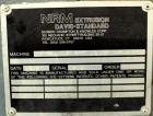 Used- NRM/Davis Standard 3-1/2