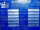 Used- Royal Machine 1.25