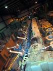 Used- Sterling Single Screw Extruder. 8