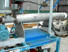 USED: Union Carbide single screw extruder system consisting of (1) Union Carbide approximate 3