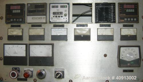 "Used- Welex 2"" Single Screw Extruder, Model 20024:1RH"