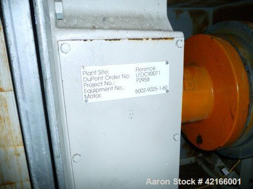 Used- Berstorff Model ZE90AX31DUT Ultra Torque Co-Rotating Twin Screw Extruder having two 97mm diameter intermeshing screws ...