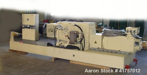 Used-Coperion Werner Pfleiderer ZSK 70 MC Twin Screw Extruder for PE/PS/PP/ABS