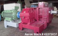 Used- Twin Screw Waste Material Processor.