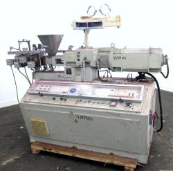 Used- Werner Pfleiderer 25mm Twin Screw Extruder, Type ZSK 25 P8.2 E-PULA