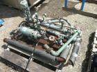Used- APV Twin Screw Powder Coating Line