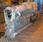 Used- Berstorff 75mm Twin Screw Extruder, Model ZE75A