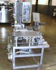 Used- Stainless Steel Extruder Technologies Twin Screw Extruder System, Model ET-003/ET-009