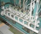 Used- Krupp-Werner and Pfleiderer Mega-Compounder twin screw extruder, model ZSK-50MC. 50mm screw diameter. Co-rotating scre...