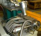 Used- Prism 16mm Twin Screw Extruder, Model TSE-16-TC. Co-rotating intermeshing side by side screw design. Approximate 15 to...