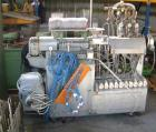 USED: Werner & Pfleiderer lab size twin screw extruder, type ZDS-K28.28mm diameter screws, co-rotating. Electrically heated,...
