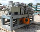 Used- Werner Pfleiderer 40mm Twin Screw Extruder, Type ZSK-40. Co-rotating intermeshing side by side screw design. Approxima...