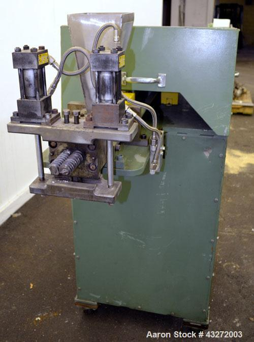 Used- U.S. Extrusion 30mm Twin Screw Side Feeder
