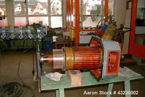 "Used-Werner Pfleiderer ZDSK53, diameter 2"" (53 mm), twin screw extruder"