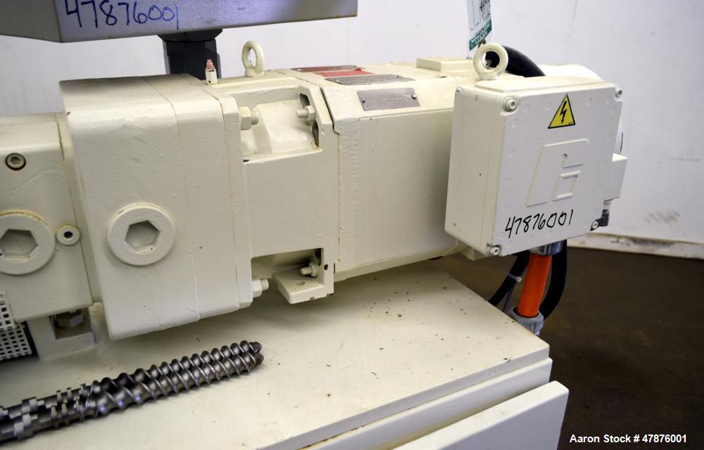 Used- Krupp Werner & Pfleiderer 25mm Twin Screw Extruder, Type ZSK-25.