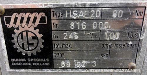 Used- Werner Pfleiderer 30mm Twin Screw Extruder, Type ZSK 30 w 9/2. Co-Rotating intermeshing side by side screw design. App...