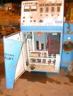 USED: American Maplan approx 40mm counter-rotating, intermeshing twin screw extruder. (2) 1.57