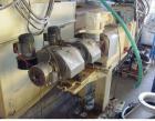 Used- Cincinatti Titan Counter Rotating Twin Screw Extruder. Screw diameter 1.3