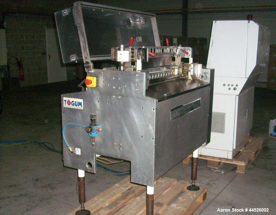 Used-Bosch Togum Guillotine, Model WRQ 600 AA.