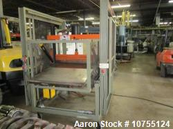 """Used- John Brown Machinery C-series """"e"""" Shear """" Wide Blade. Pneumatic operation, approximate 6"""" blade opening, last used on ..."""