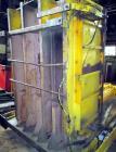 Used- Big Brown Machine Bale Cutter, Model 40HP-72/50/96