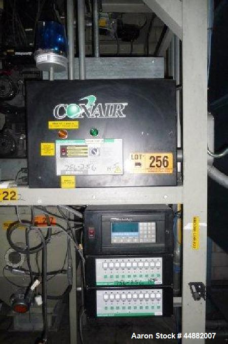 Used- 6-Component Conair Gravimetric Blending System, Model GB 184X