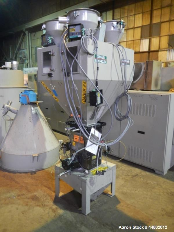 Used- Conair 4 Component Gravimetric Blender, Model GB 24X