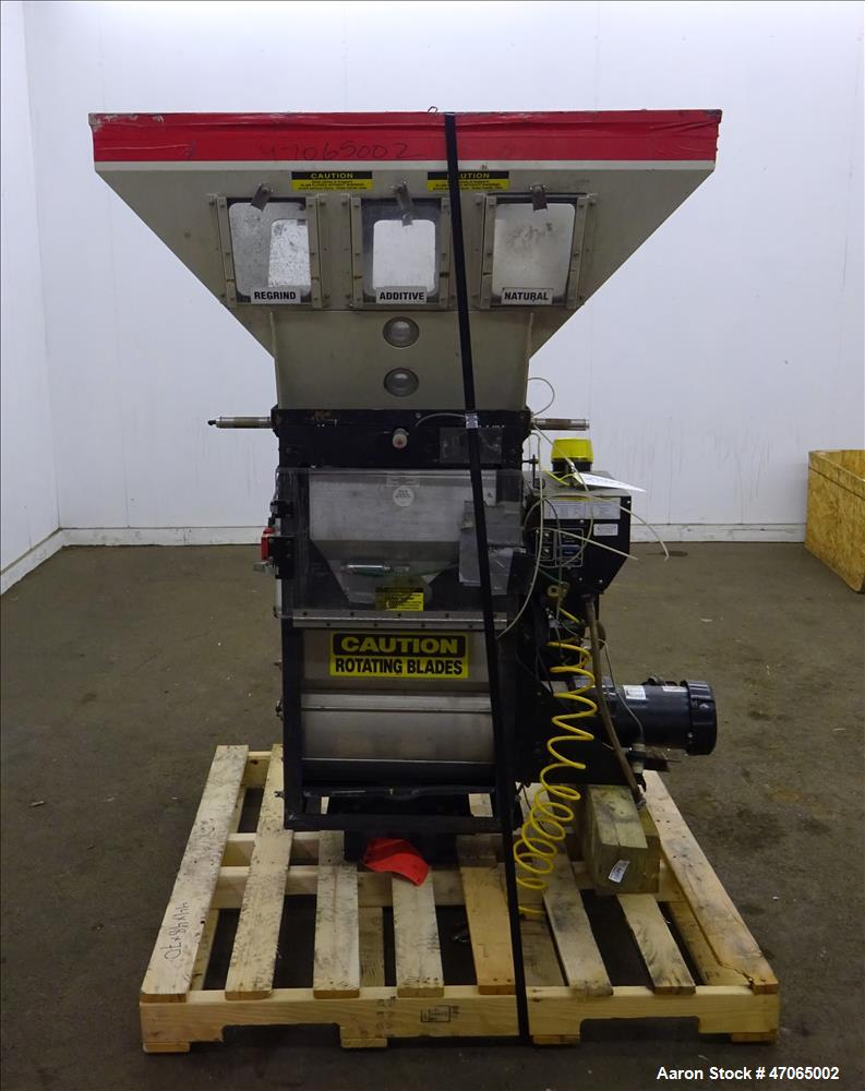 Used- Maguire Weigh Scale Blender, Model WSB-931.