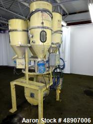 Used- Walton Stout 4 Componant Blending System, Model D-01A, Carbon Steel.