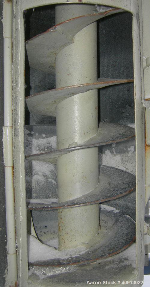 Used-Carbon Steel VerticalScrewMixer