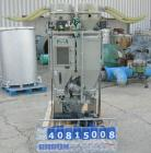 Used-  Conair 4 Color Blending System, Carbon Steel.  Each compartment has a top mounted vacuum loader.  Includes a Conair f...