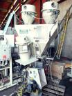 Used- Maguire/Conair Franklin 4 Component Gravimetric Blending System. Includes Maguire weight scale, (4) Selectronic 5 24 v...
