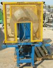 Used-  Hose Reinforcement Station.  (2) 6 can stations.  Both driven by a 2 hp, 180 volt, 2500 rpm DC motor.  Includes a con...