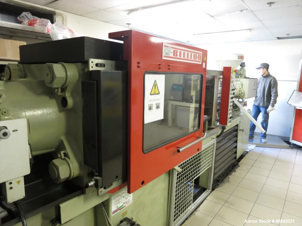 Used-Arburg Injection Molding Machine, Type 170-90-200, New 1986, Incl. Control Panel.