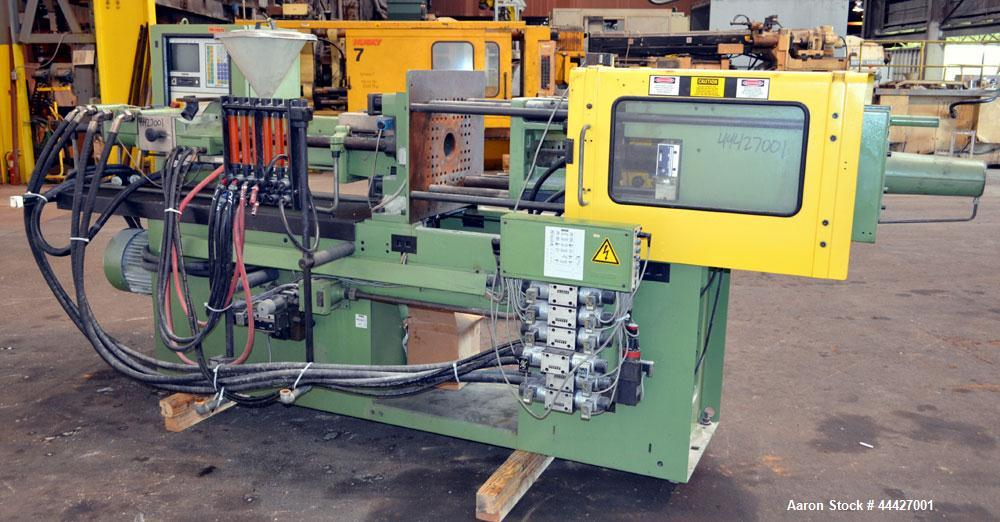 Used- Arburg Allrounder Injection Mold Machine, Model 270M 500-210