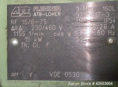 Used- Arburg Allrounder Injection Mold Machine, model 370 M 800-225, 81.5 ton (800 Kn) clamping force. Approximate 4.27 ounc...