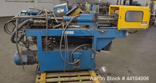 Used- Boy Machines 22 S Dipronic Horizontal Injection Molder, 22 Tons, Model 220-52