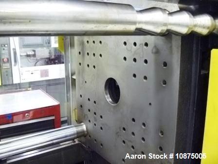 Used-Cincinnati Model 110-R Roboshot Electric Injection Molding Machine