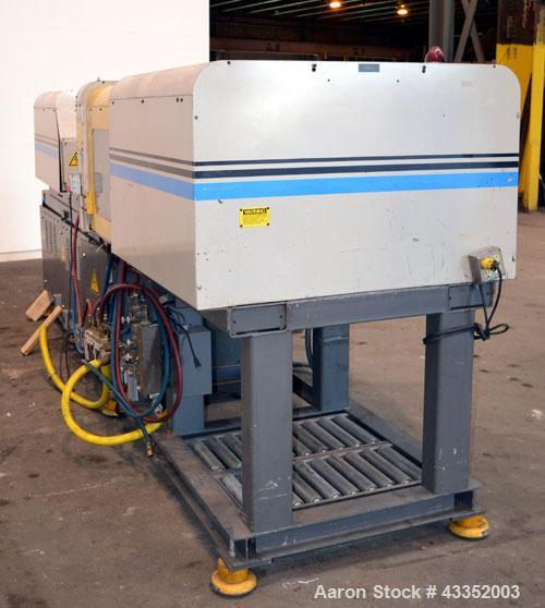 Used- Cincinnati Milacron Horizontal Injection Molder, 75 Tons, Model ACT75D-52