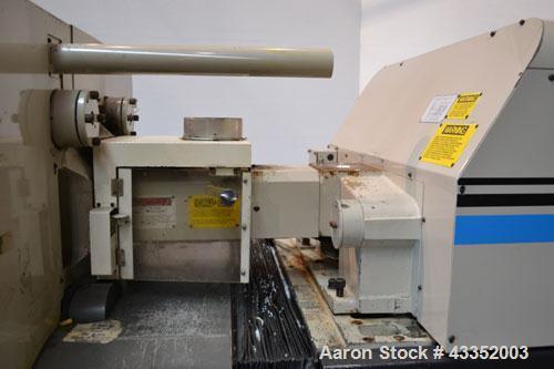 Used- Cincinnati Milacron Horizontal Injection Molder, 75 Tons, Model ACT75D-52