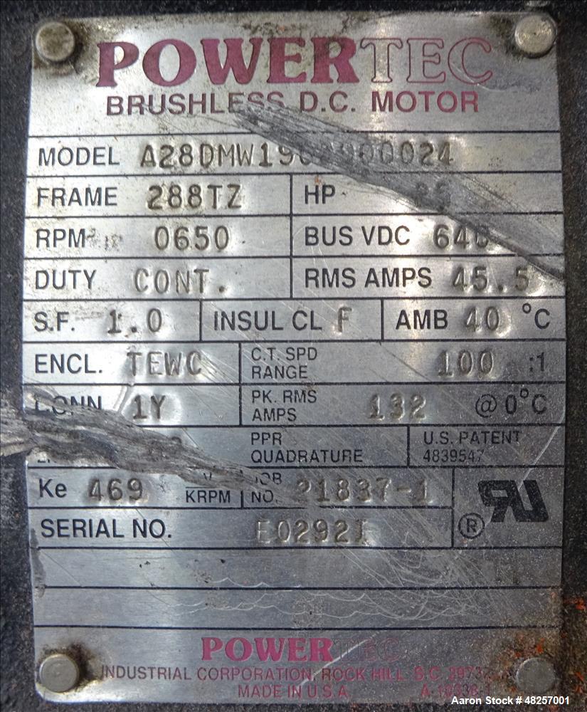 Used- Cincinnati Milacron Electric Injection Mold Machine