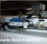 """Used- Engel Injection Molding Machine, Model ES200/55. 55 tons, shot size 2.2 oz. Platen 16.93"""" x 16.93"""", tie bar spacing 12..."""