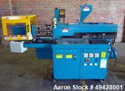 Used- Boy Machines 22D Horizontal Injection Molder, Model 22D.