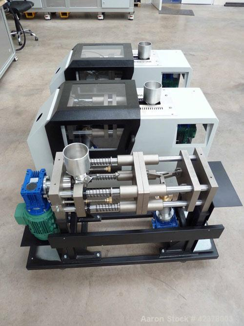 Unused-Rondol Technology Ltd Injection Molding Machine, type High Force 5, 5 tons. Electrical supply 220/240 volt/50760 hz/1...