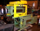 USED: Arburg Allrounder injection mold machine, model 320-210-750,  83 ton clamping pressure. Platen size 19.3