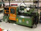 Used-Battenfeld Injection Molding Machine, Model 100/40HK.  100 grams PS barrel capacity, 40 metric ton toggle clamp. Includ...