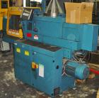 Used- Boy horizontal injection molder, 25 ton, model 25M. With Proscan control LCD screen. Includes hopper. Built 1995.