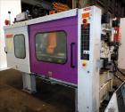 Used- Husky 225 Ton Horizontal Injection Mold Machine, Model SX225 R/S 50/50